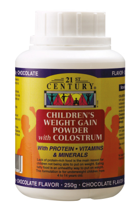 Children Weight Gain Powder with Colostrum 250g - Chocolate