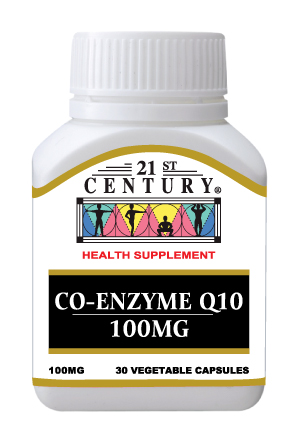 Co-Enzyme Q 10 100mg