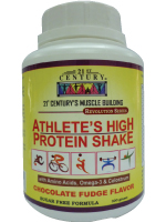 Athlete's High Protein Shake, 300 gm