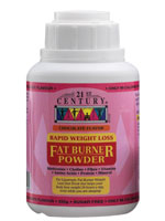 Rapid Weight Loss, Fat Burner Powder, 250 g