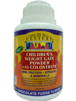 Children's Weight Gain Powder with Colostrum - Chocolate