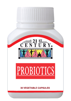 Probiotics, 8 Billion friendly bacteria per vegecapsule