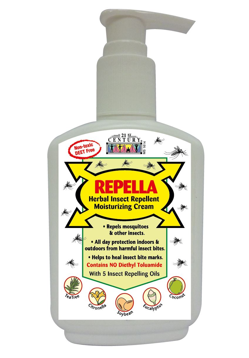 Repella Anti Dengue Anti Zika Herbal Mosquito Cream for Children