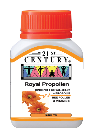 Royal Propollen,Bee Pollen,Ginseng,Vit E,Royal Jelly,Propolis