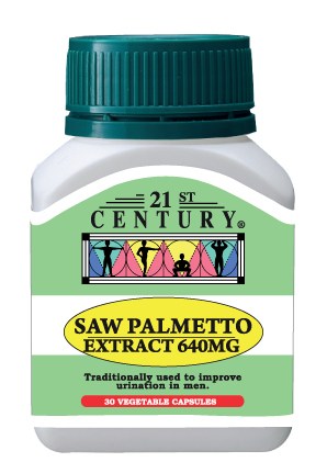 Saw Palmetto Extract, 640mg